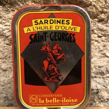 Sardinen Belle iloise