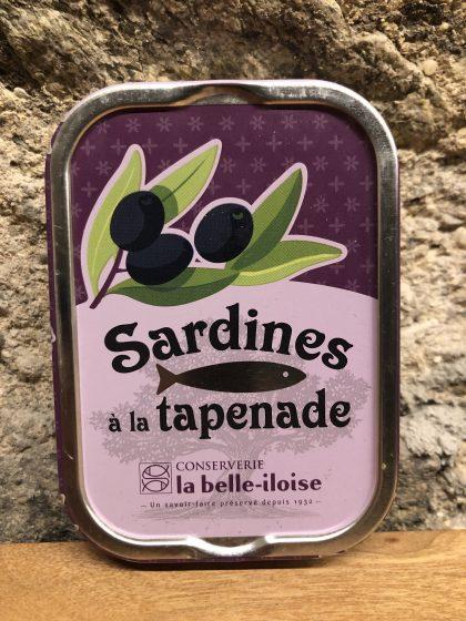 Sardinen Belle Illoise