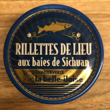 Fischmousse Belle Iloise