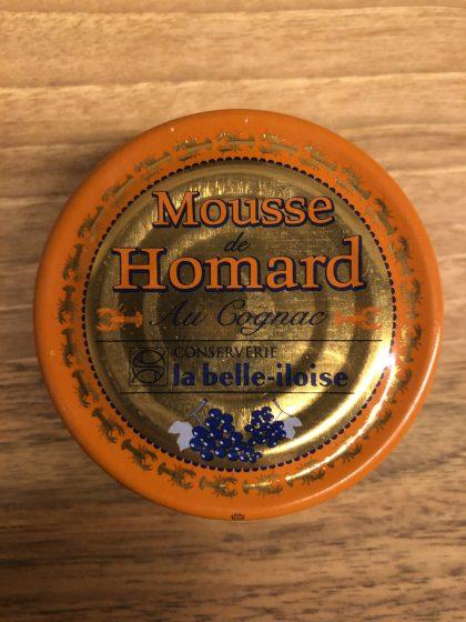 Hummermousse