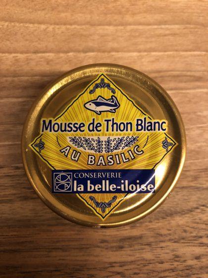 Thonmousse Belle Iloise
