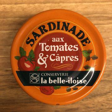 Sardinenpaste Belle Iloise