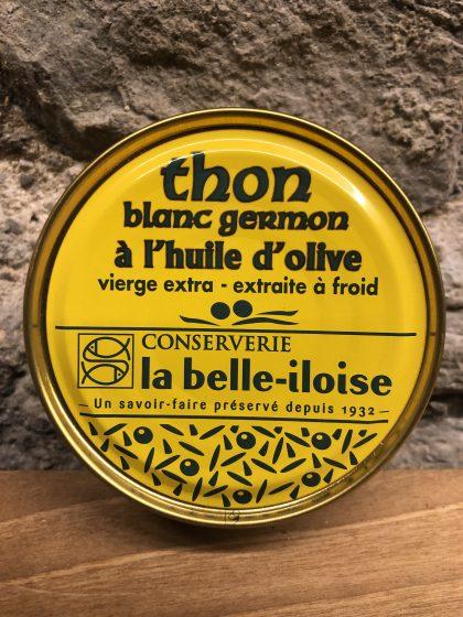 Weisser Thun Belle Iloise